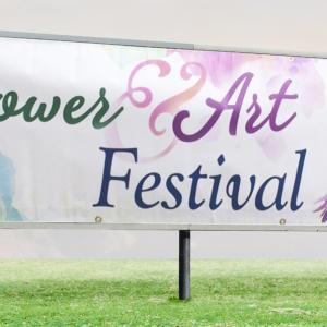 Brunel Manor Flower Festival
