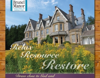 Brunel Manor Brochure Design, Design Portfolio