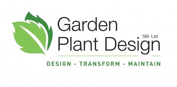 Garden Plant Design Logo Design