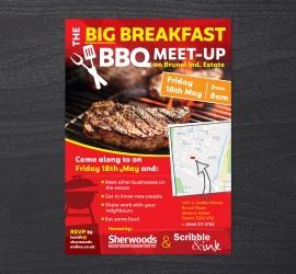 Sherwoods BBQ Breakfast Meetup