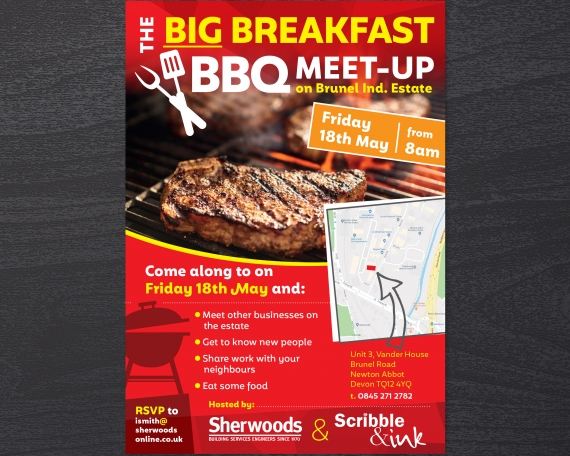 Sherwoods BBQ Breakfast Meetup