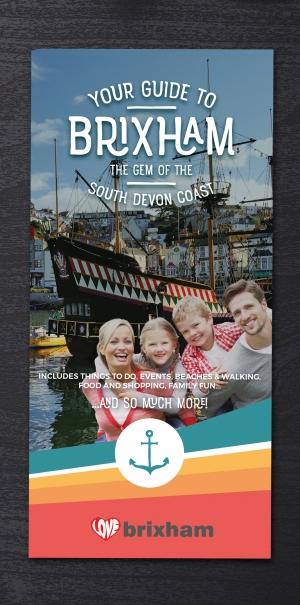 Brixham Tourist Leaflet