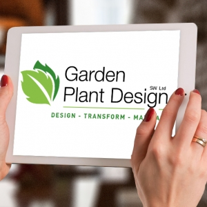 Garden Plant Design Website